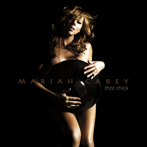 Mariah New Nude Album Cover